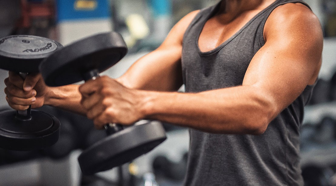 Best 30-Minute Dumbbell Workout to Build Your Back Muscles