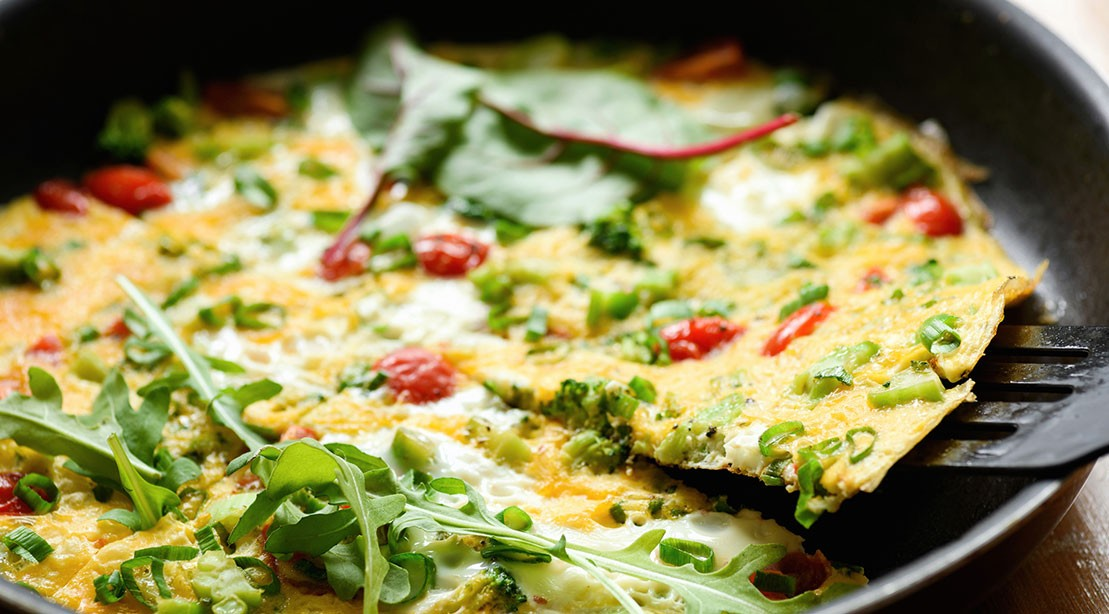 1109 Eggs Omelet Frittata GettyImages 1011951288