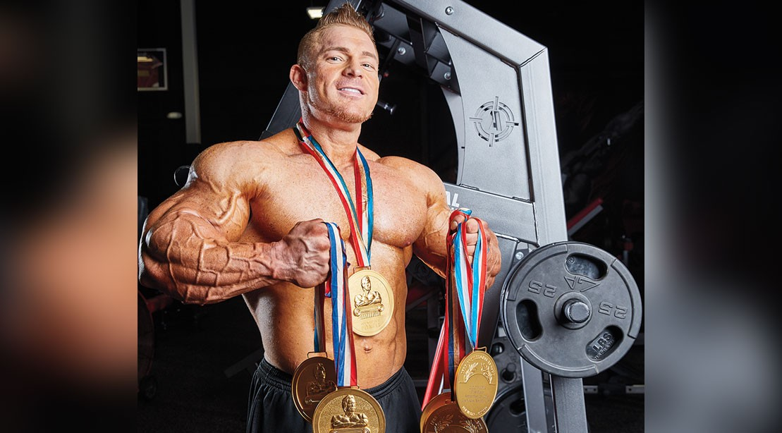How Flex Lewis is Planning to Conquer Mr. Olympia