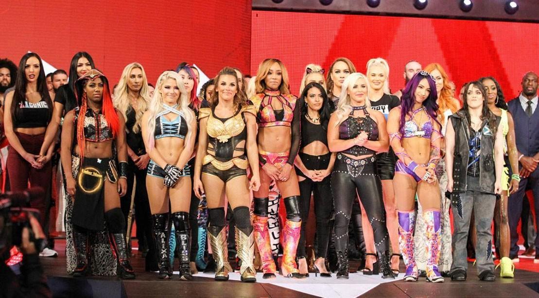 female wrestlers list