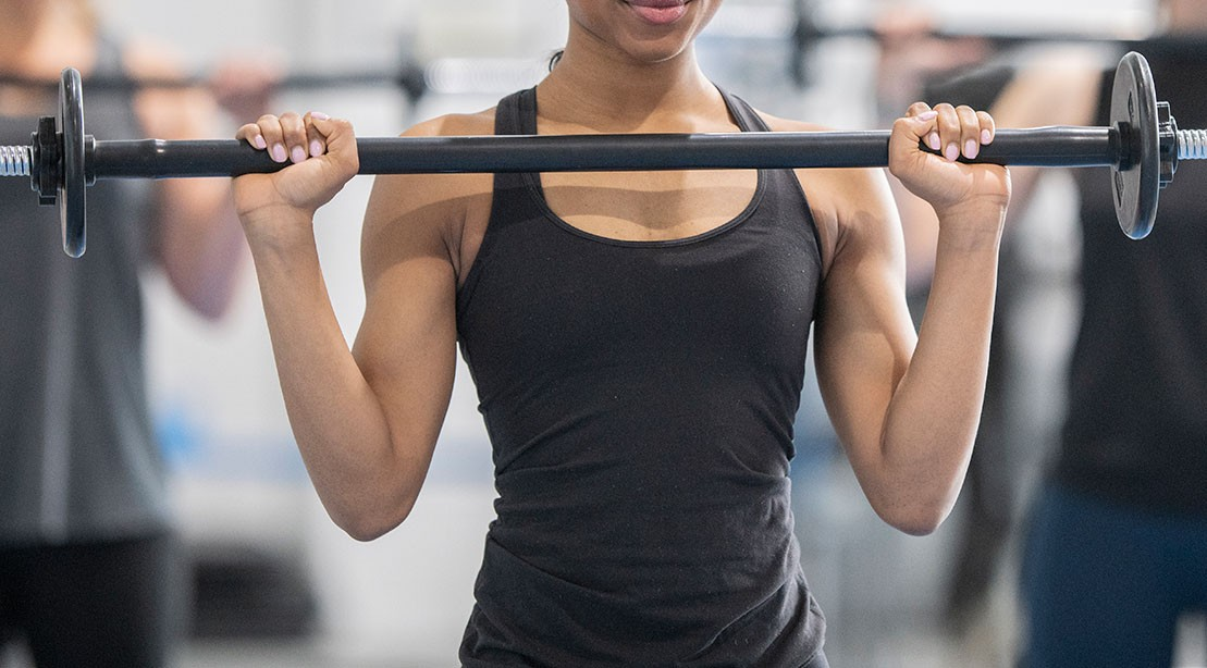 1109 Reverse Grip Barbell Curl GettyImages 1091875476