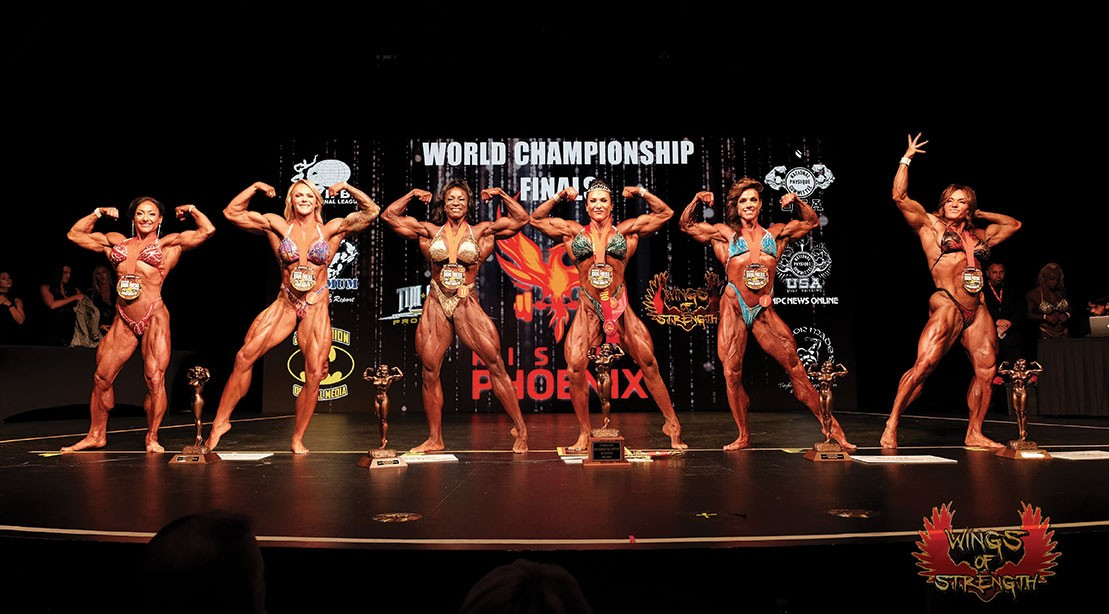 Rising Phoenix: The All-Women's Championship Show at Olympia Weekend