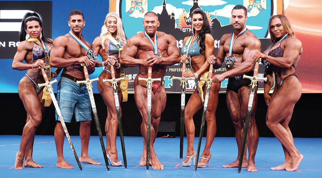 Romania Muscle Fest: Freedom Reborn