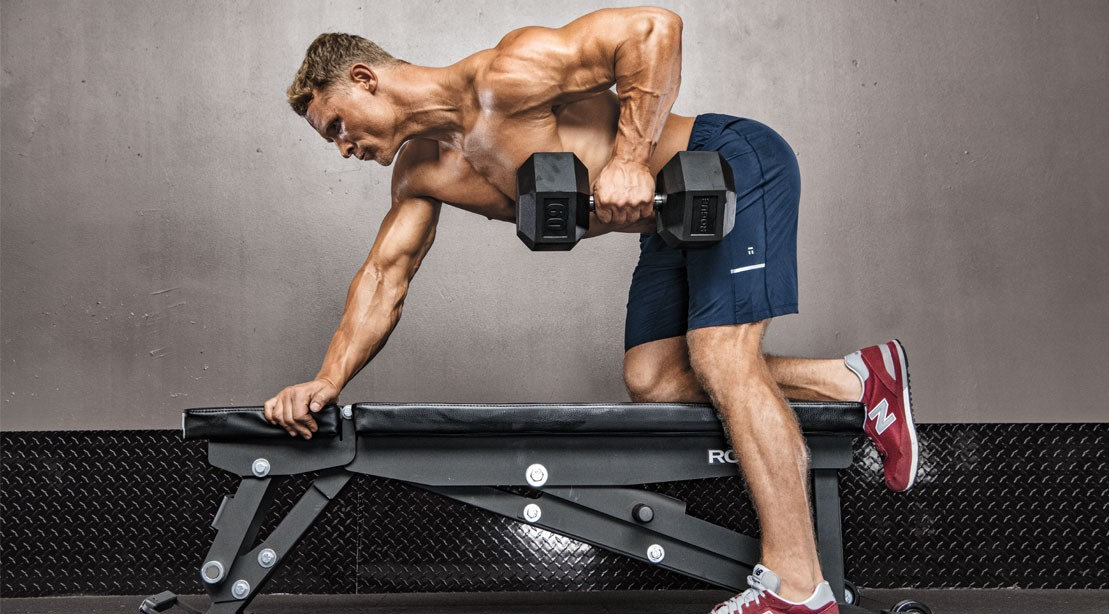 Best 30 Minute Dumbbell Workout To Build Your Back Muscles