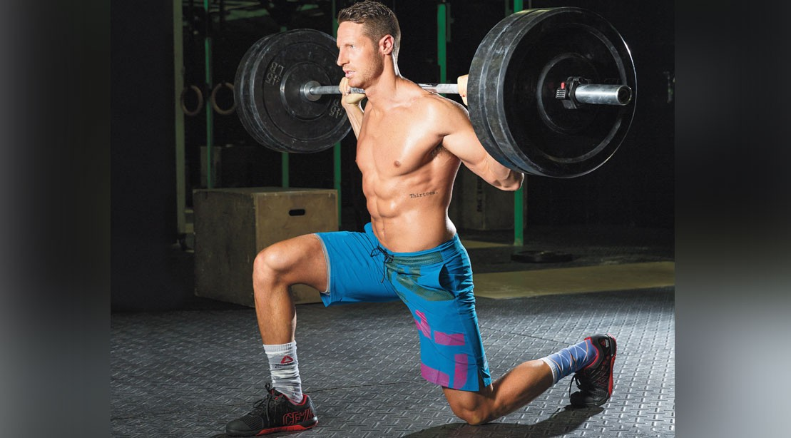 The 135-Rep Workout to Test Your Mettle