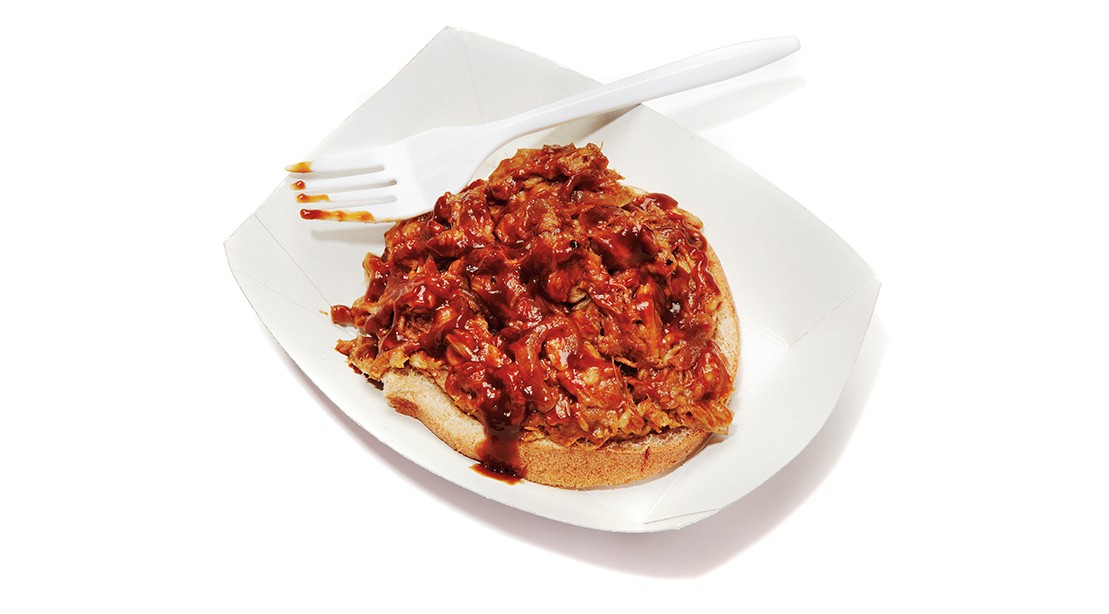 Low-Carb Southern BBQ Pulled Pork Recipe