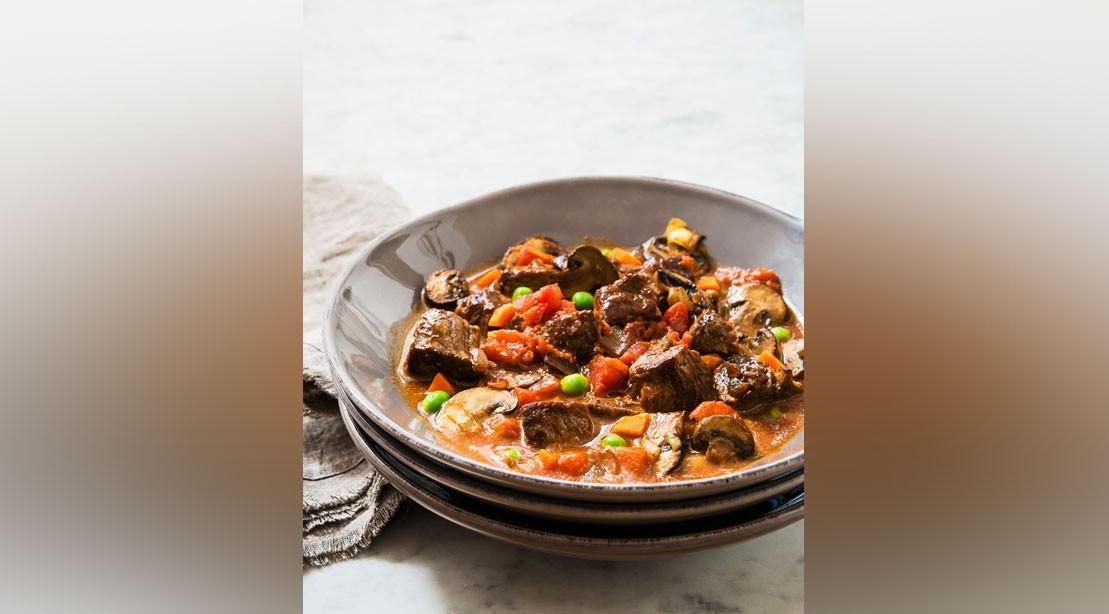 Beef Mushroom Stew