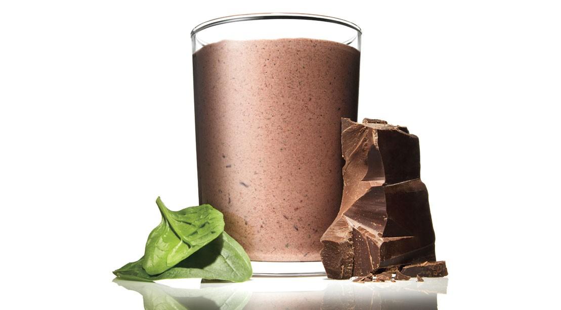 Black Forest Protein Shake