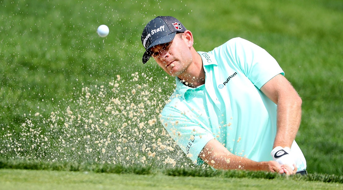 Golfer Brendan Steele