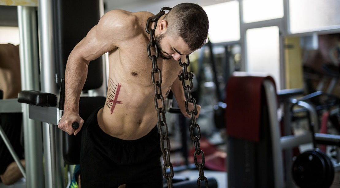 Essential Exercises: Why You Should Be Doing Dips   Muscle