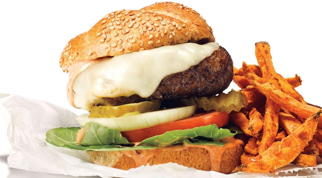 Recipe: How To Make Cheeseburger