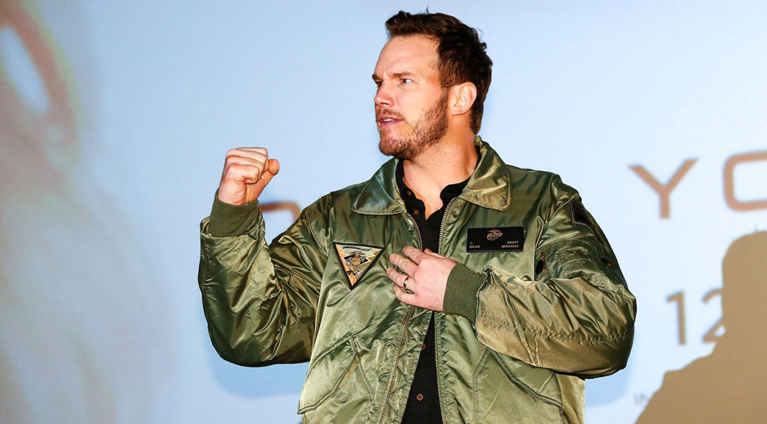 Chris Pratt Shuts Down Body Shamers With Perfect Instagram Response