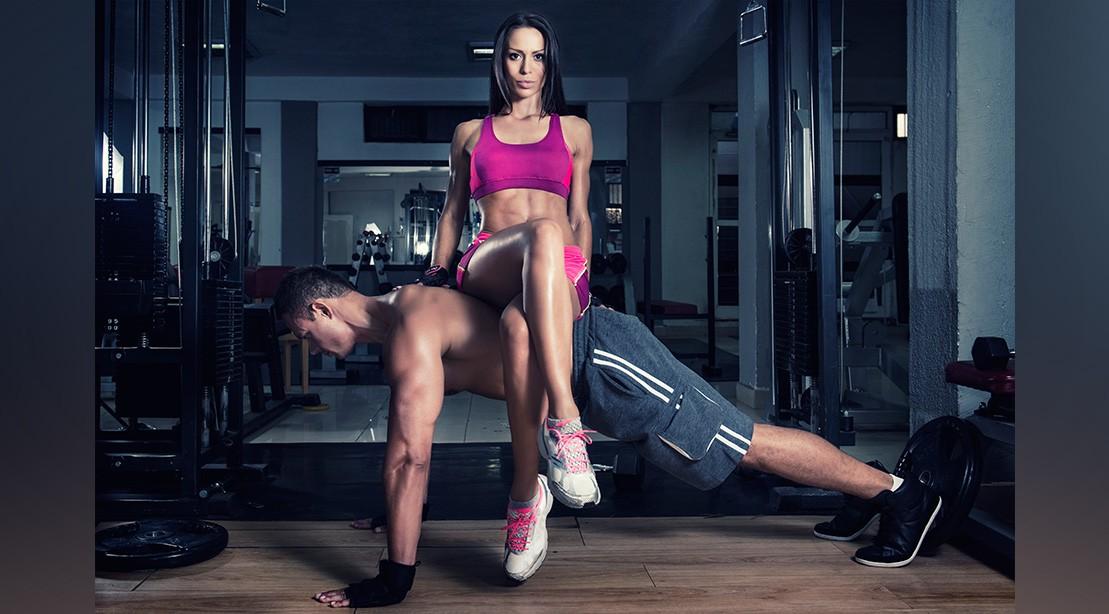 Female bodybuilder dating websites