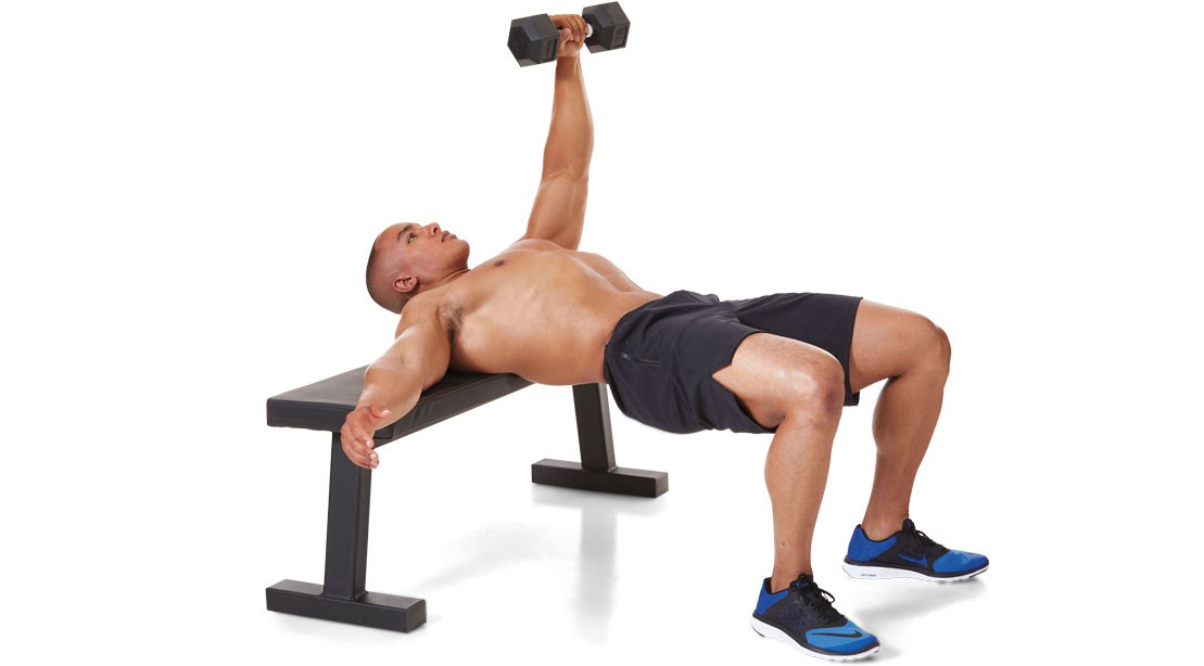 The 30 Minute Dumbbell Workout To Build Your Chest Muscle