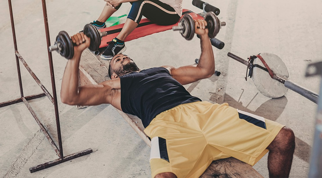 The Best Chest Workout for Beginners | Muscle & Fitness