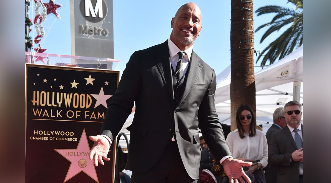 How Dwayne 'The Rock' Johnson Became a Hollywood Sensation