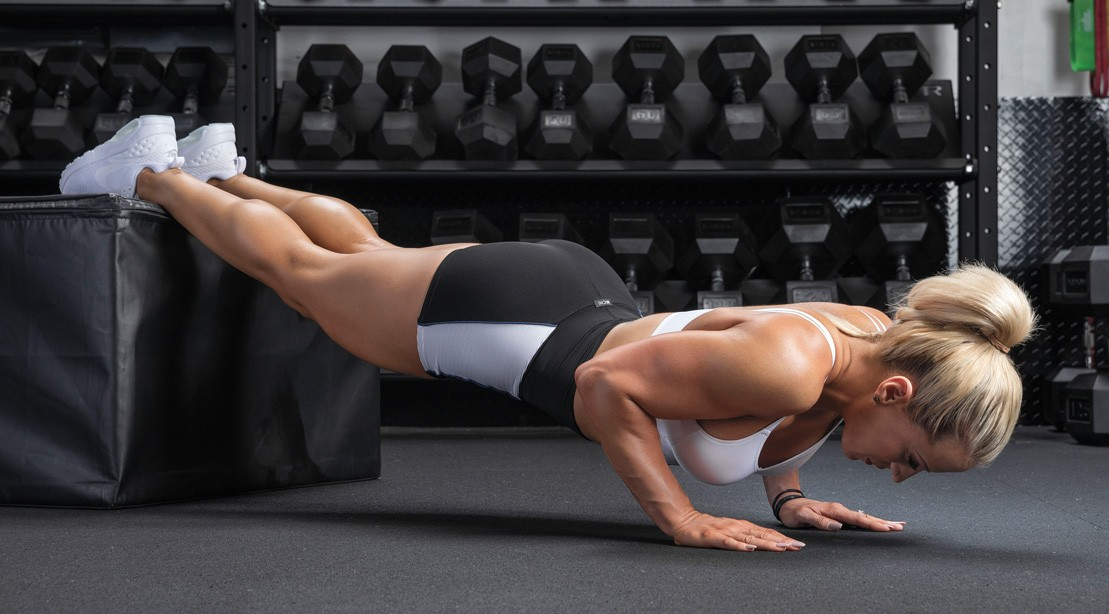 6 Two-Move Workouts to Save You Time and Get You Shredded