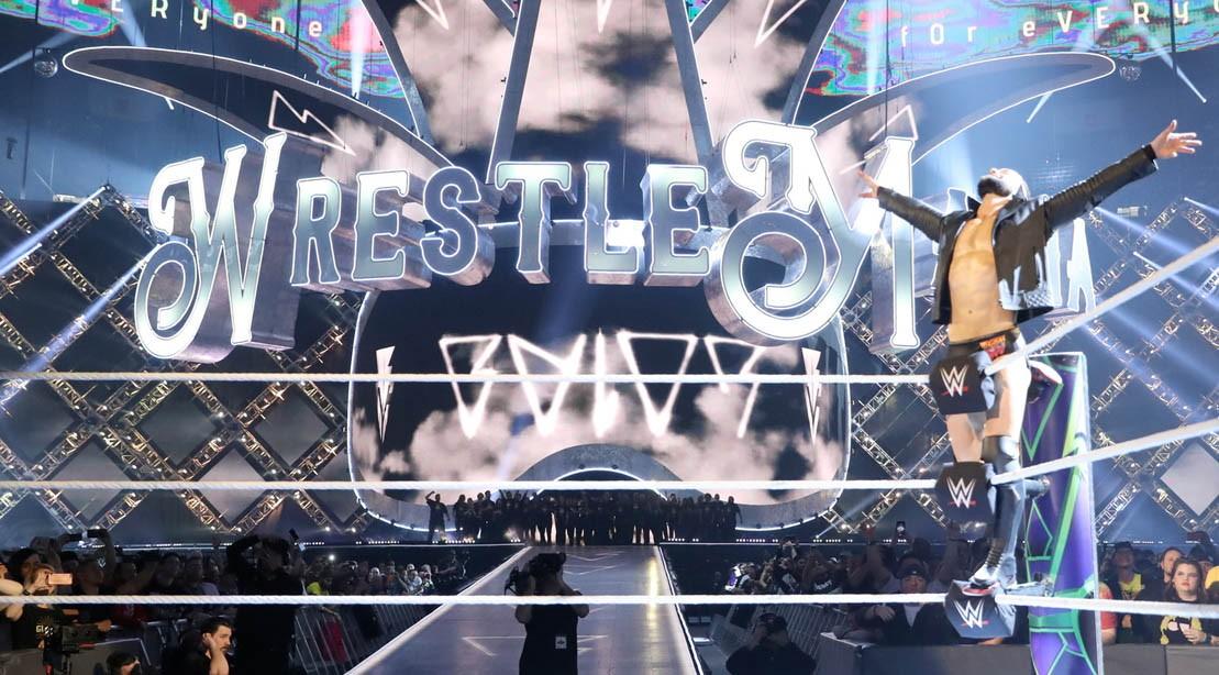 Finn Bálor fala sobre sua entrada em homenagem ao público LGBT na WrestleMania 34