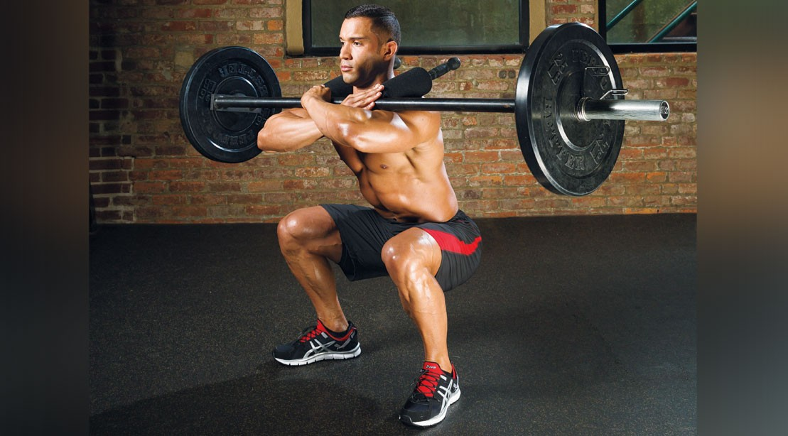 How the Safety Squat Bar Can Reboot Your Front Squat