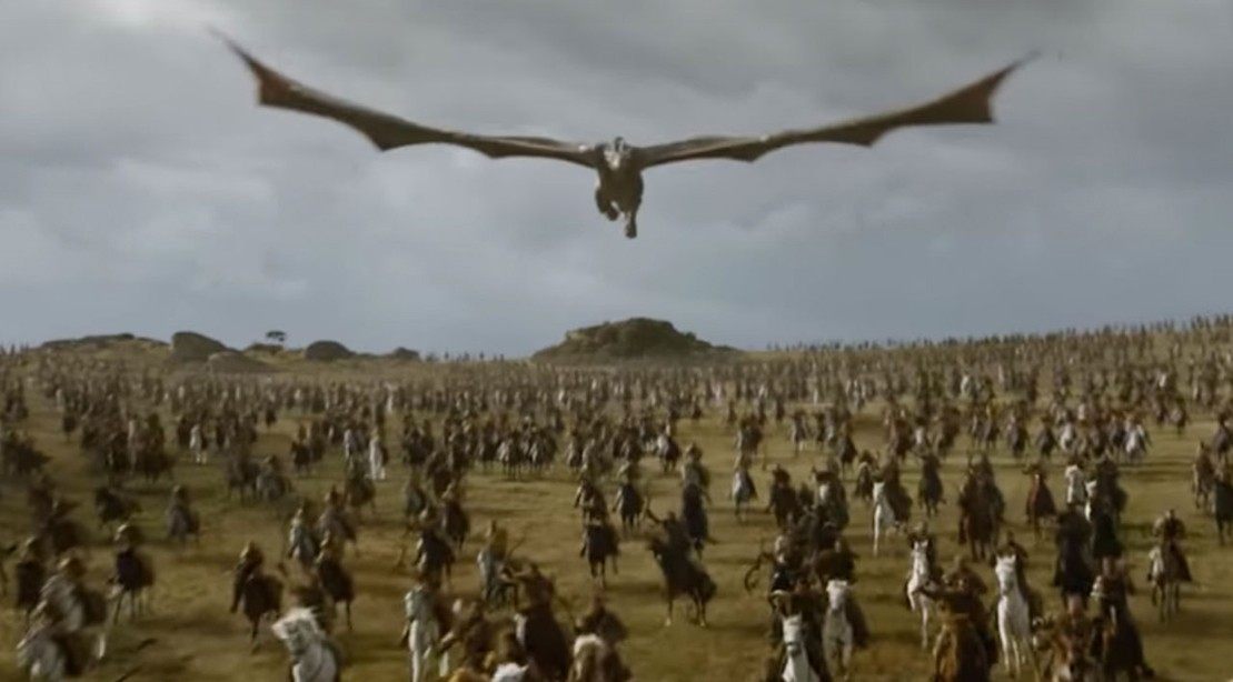 Watch: The Jaw-Dropping 'Game Of Thrones' Season 7 Official Trailer Is Finally Here
