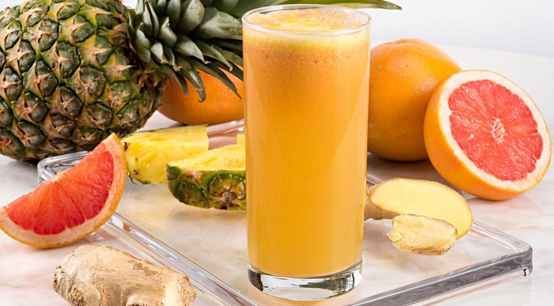 Recipe: How To Make Tart Grapefruit Margarita Protein Shake