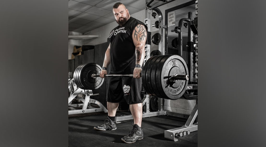 Eddie Halls Tips To A Heavier Deadlift Muscle Fitness