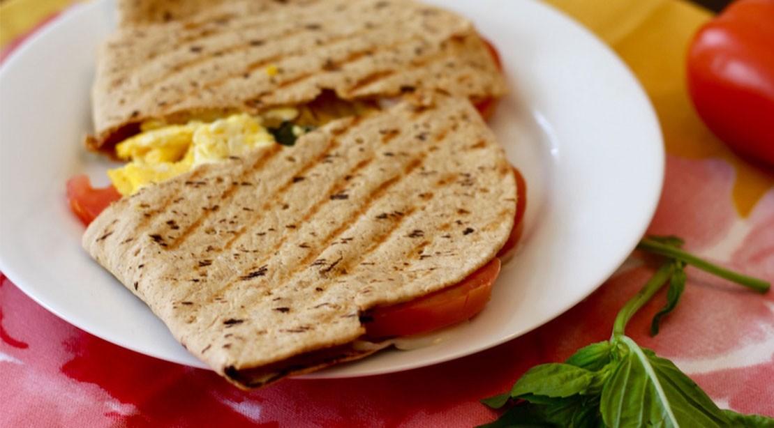 Italian Breakfast Panini
