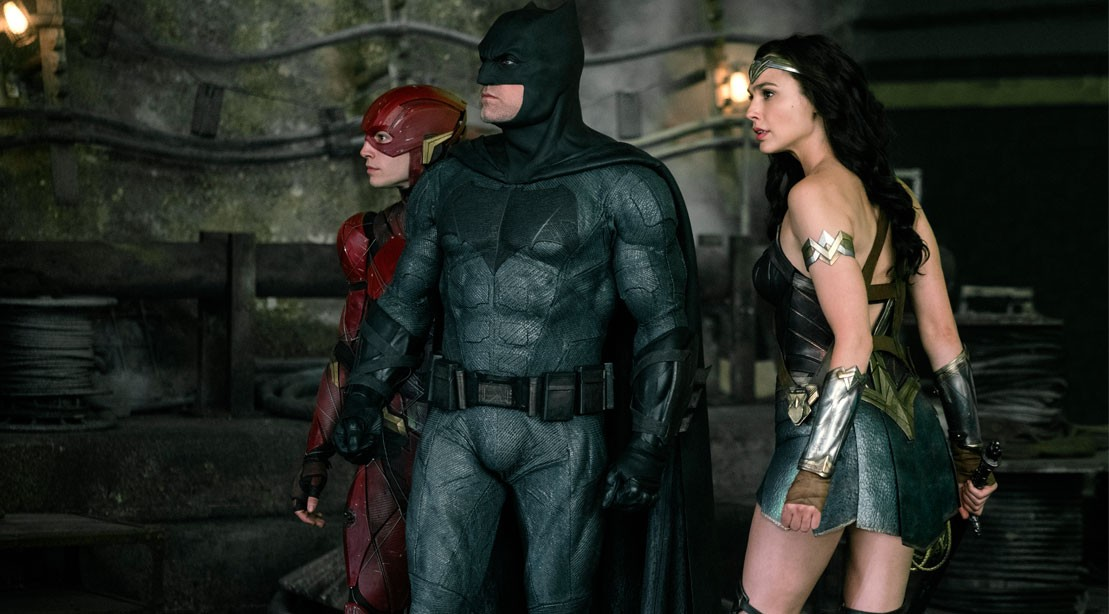 Watch: New 'Justice League' Trailer Features an Ass-kicking Wonder Woman