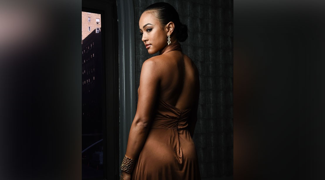 Karrueche Tran on Cheat Meals and Building a Booty