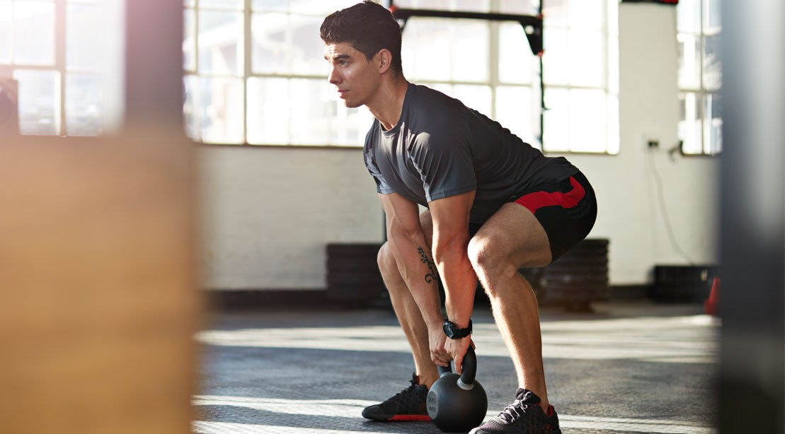 6 Muscle Building Kettlebell Exercises To Build And Burn Fat