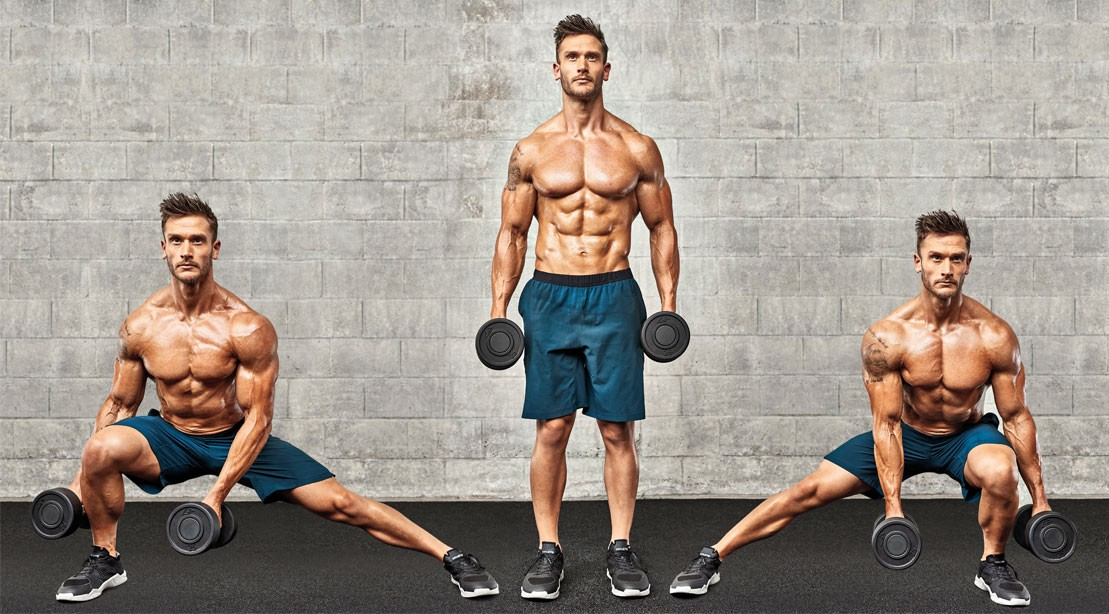 Best 30-Minute Dumbbell Hamstrings Workout  Muscle  Fitness-5562