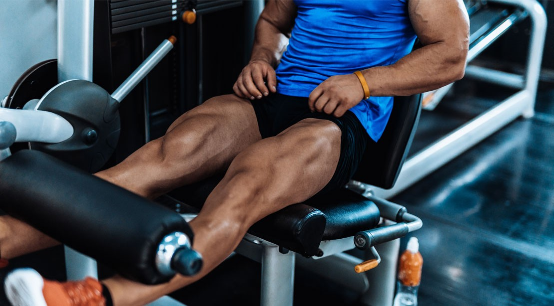 The Foundational Workout for Bigger, Stronger Legs   Muscle & Fitness