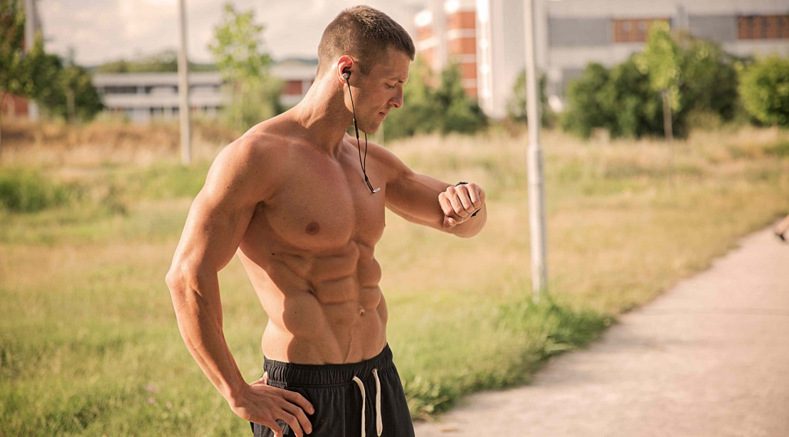 The Two-Part Plan to Get Ripped Abs in 4 Weeks