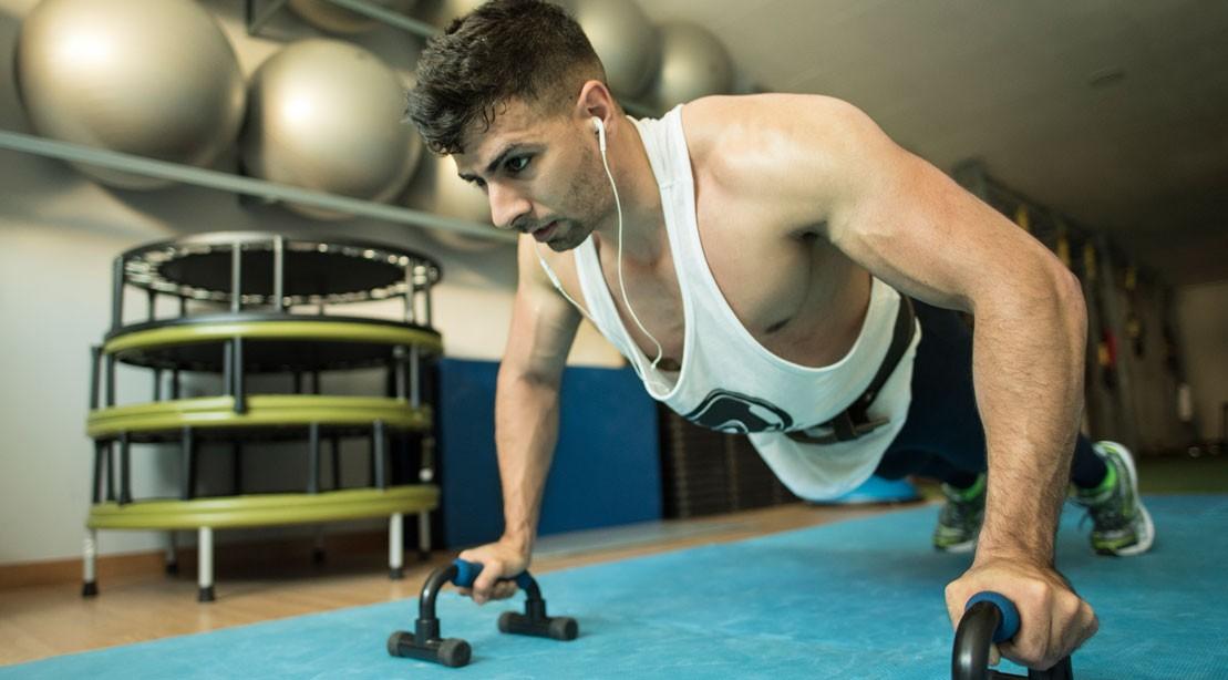 1109 man pushups
