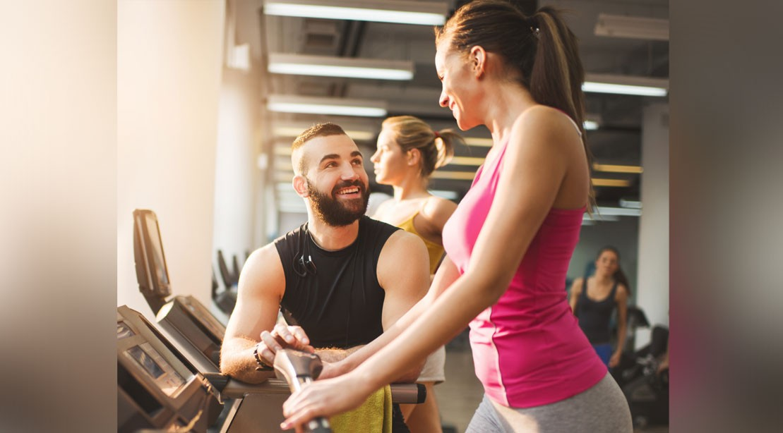 gym dating tips