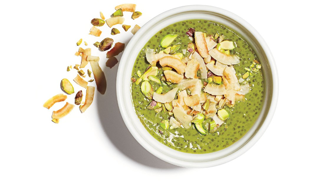 Recipe: How To Make Matcha Chia Pudding