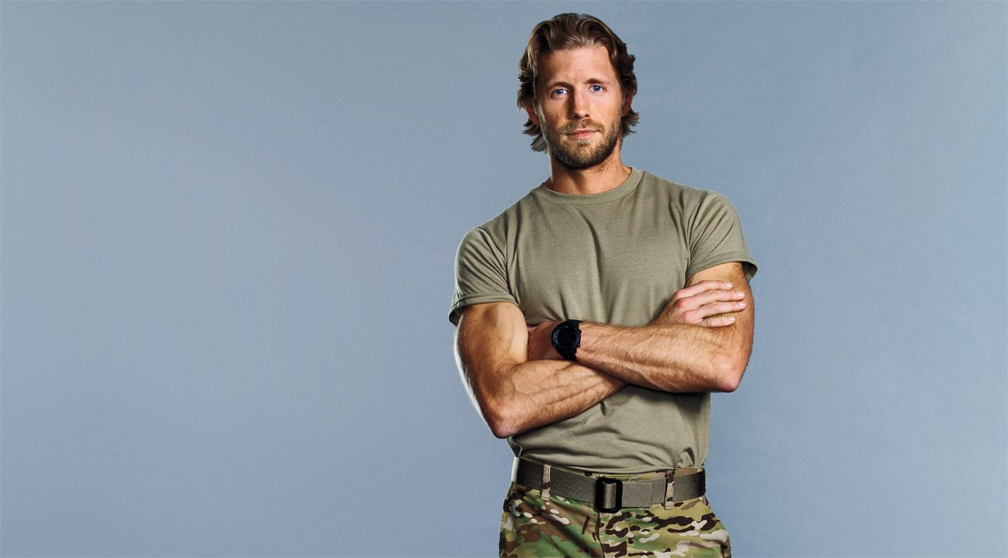 Matt Barr's 'Valor' Bodyweight Workout: Build Muscle and