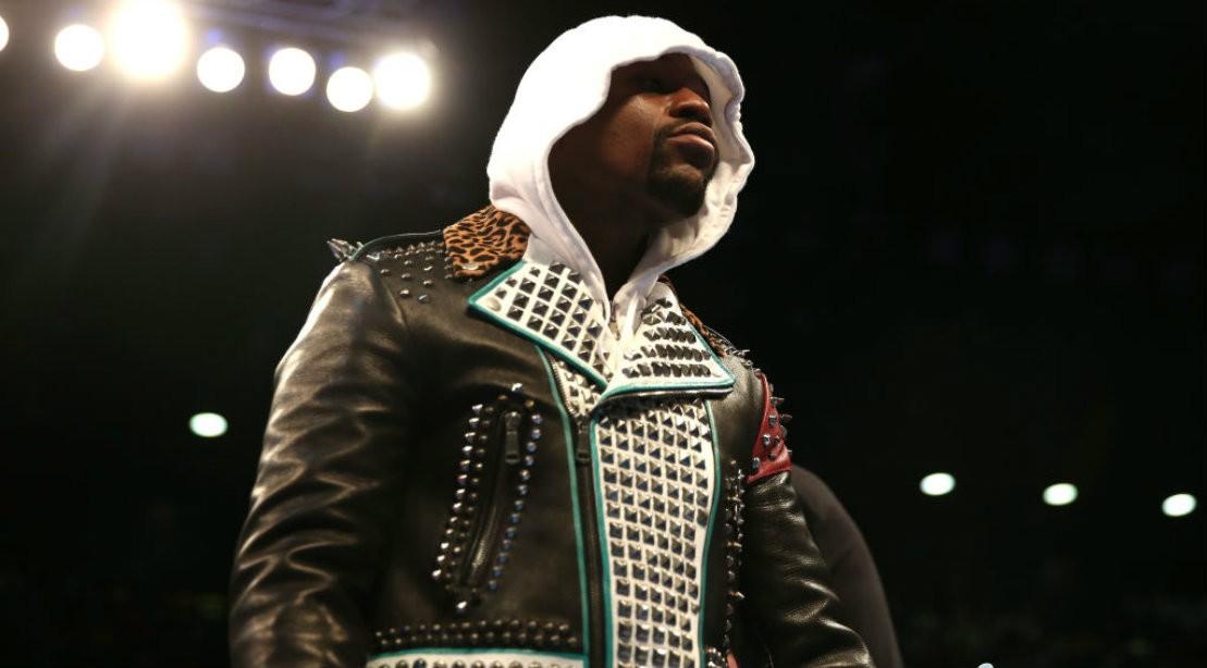 Floyd Mayweather Leather Jacket