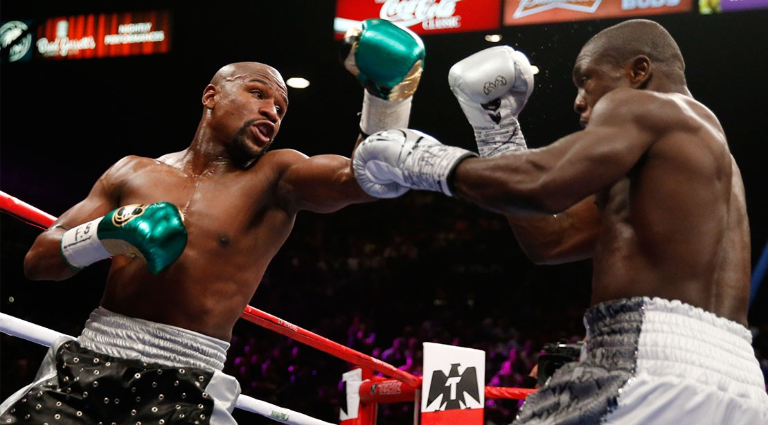 Floyd Mayweather Jr. Fight