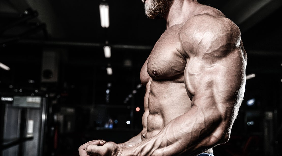 4 compound moves for bigger biceps and triceps muscle fitness shutterstock altavistaventures Choice Image