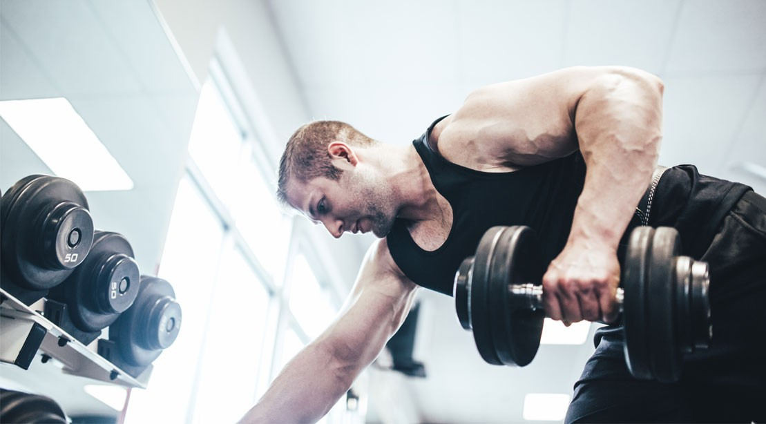 The 30-Minute Dumbbell Workout to Build Your Chest | Muscle