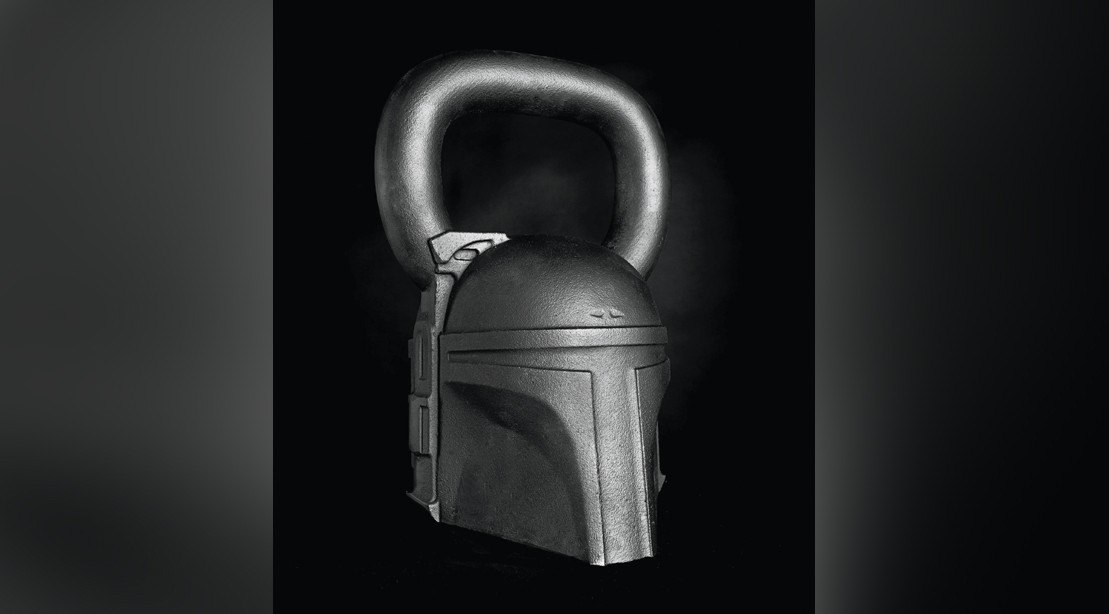 'Star Wars' Kettlebell