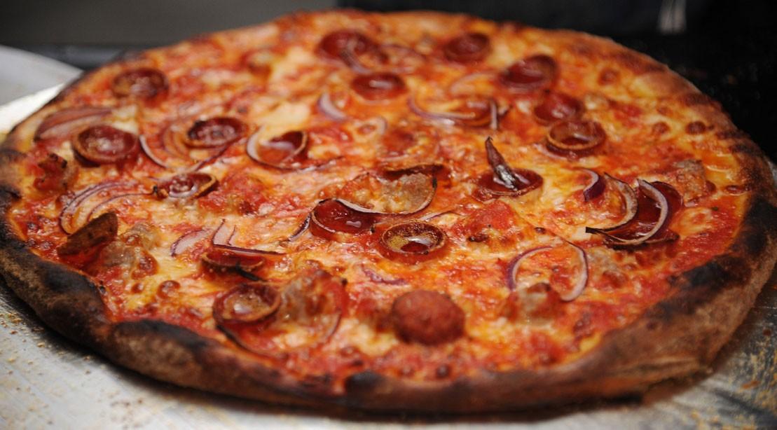 Pie of Pizza