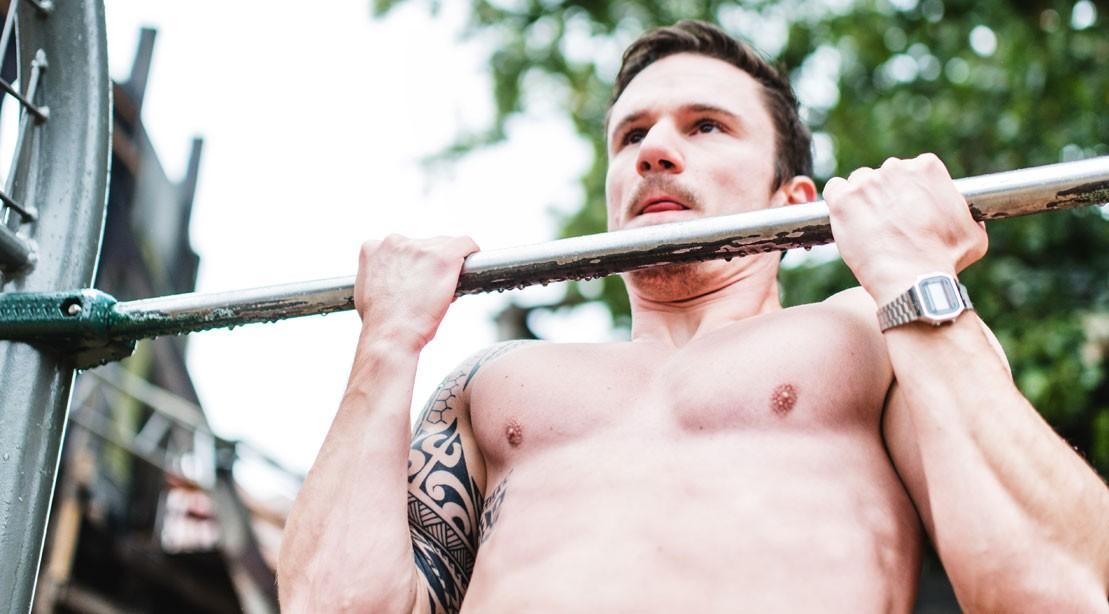 1109 pullup biceps ladder