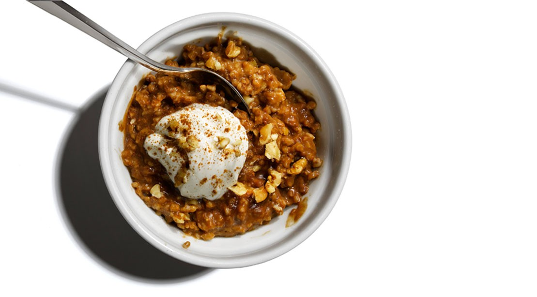 Healthy & Delicious Chocolate Pumpkin Oatmeal Recipe