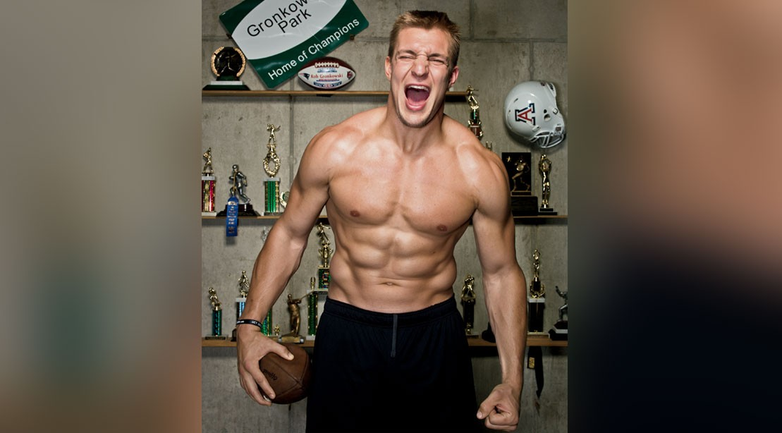 The Gronkowski Family S Total Body Football Workout Muscle