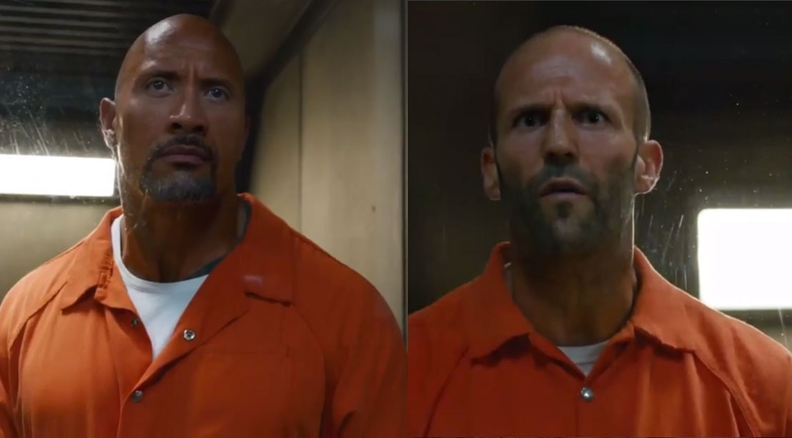 The Rock Teases 'Fast and Furious' Spin-off With Jason Statham