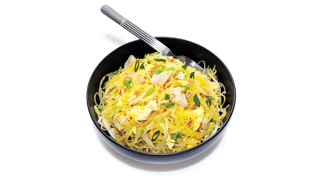 Power Up With a Muscle-Friendly Pad Thai