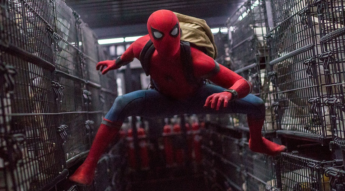 Watch: Spider-Man Gets an Internship From Iron Man in New 'Homecoming' Trailer