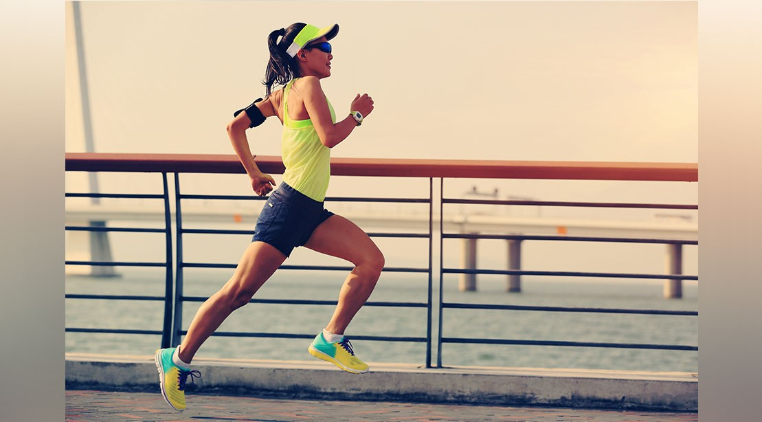 kenta bell sprinting to lose weight